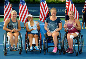 Houston Wheelchair Tennis